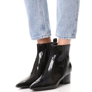 Kendall & Kylie Laila Patent Boots
